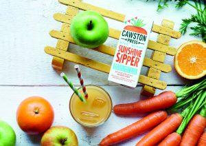 Cawston Press Kids Blend Sunshine Sipper Landscape