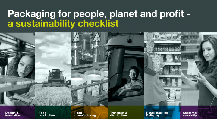 FDF and Incpen publish sustainability checklist for packaging