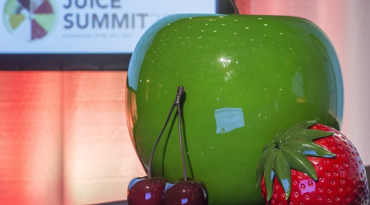 Antwerp welcomes the juice industry for the 2017 Summit