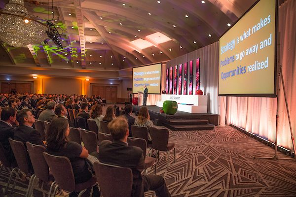 The fruit juice industry convenes in Antwerp for another successful Summit