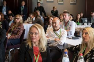 Juice Summit 2017 CSR Stream at Hilton Hotel in Antwerp. Photo: Erik Luntang