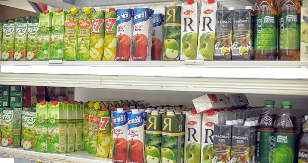 Russia and a growing thirst for juice