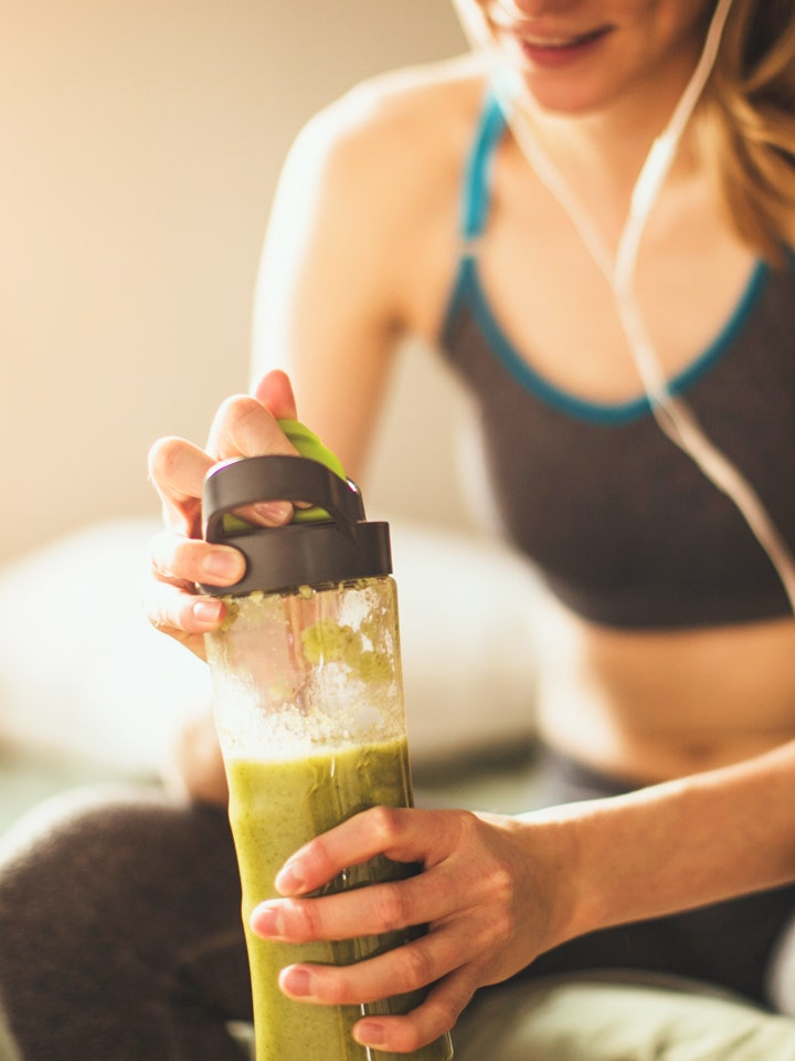 Fruit juice and the fitness industry