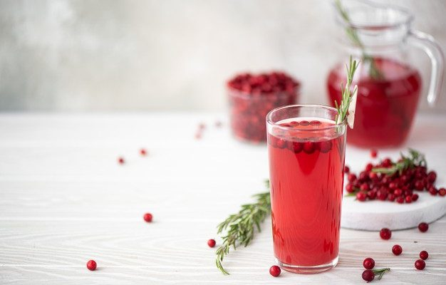 Lingonberry juice – functional juices